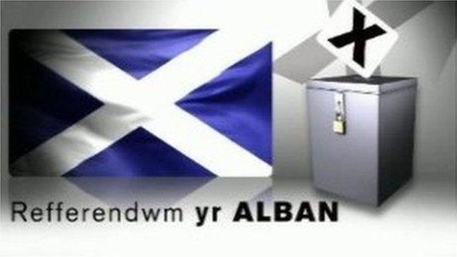 Refferendwm yr Alban