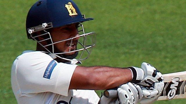 Warwickshire batsman Ateeq Javid