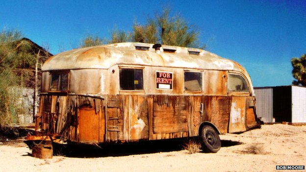 Trailer in Yucca