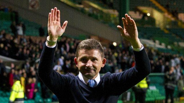 Morton boss Allan Moore