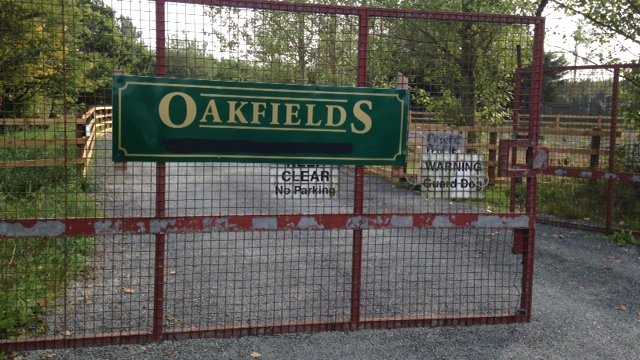 Former Oakfields plant nursery, St Brides