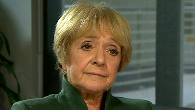 Commons Public Accounts Committee chairwoman Margaret Hodge