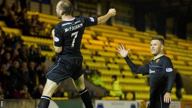 Highlights - Livingston 1-2 Motherwell
