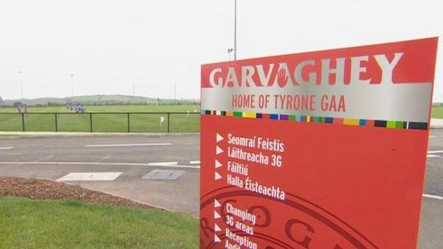 Tyrone's new GAA headquarters