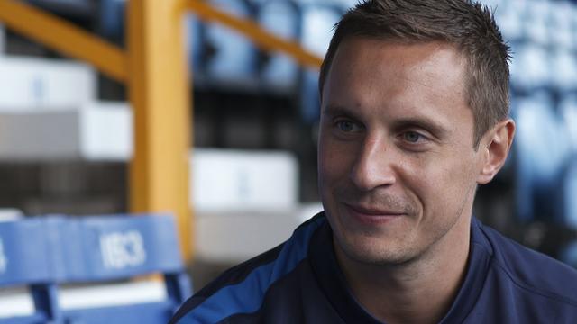 Everton Captain, Phil Jagielka