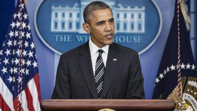 President Barack Obama (27 September 2013)