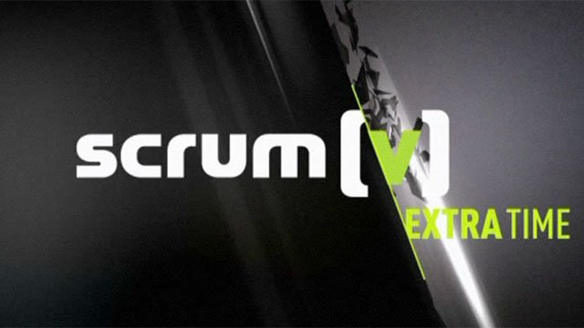 Scrum V Extra Time