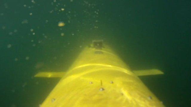 Undersea drone