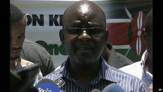 Muchiri Wahome, Managing Director of Deacons Kenya Limited