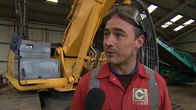 Engineer Lee Marcroft