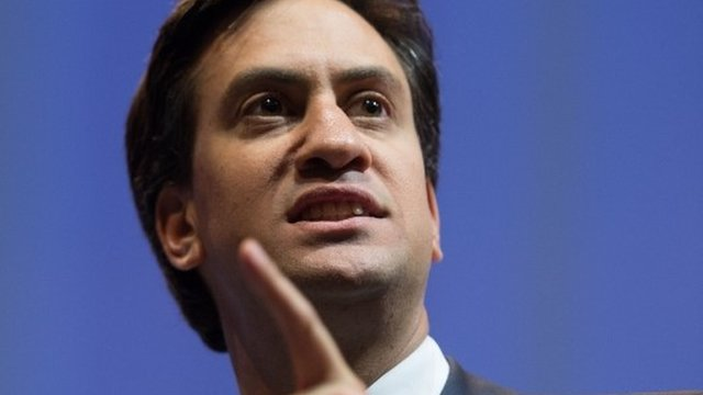 File photo dated 10/09/13 of Labour leader Ed Miliband
