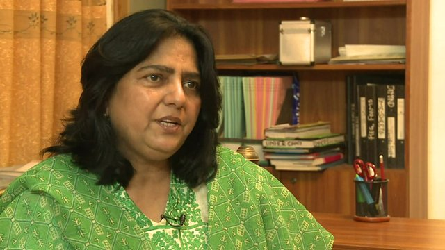 Khalida Salimi