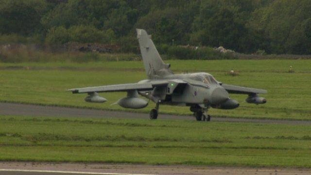 RAF at Aldergrove