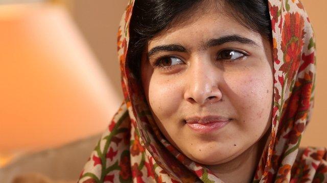 Malala Yousafzai: In Pakistan