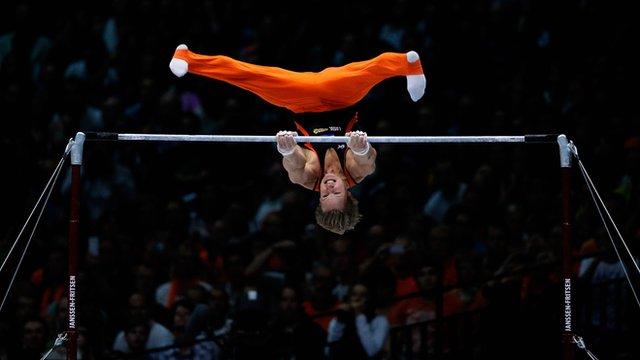 Olympic champion Epke Zonderland