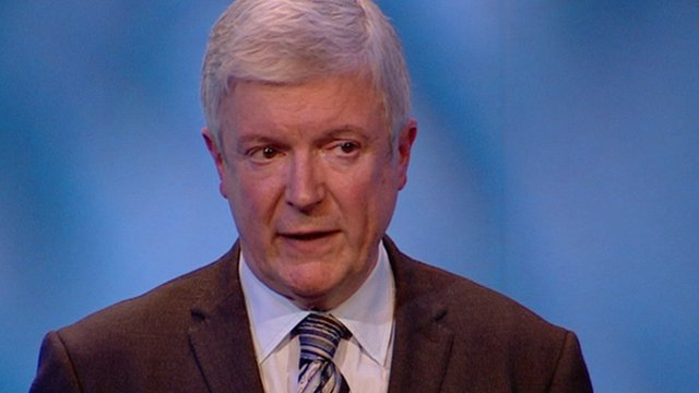 Director General of the BBC, Tony Hall