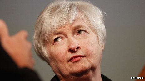the steady ascent of janet yellen bbc news the steady ascent of janet yellen bbc news