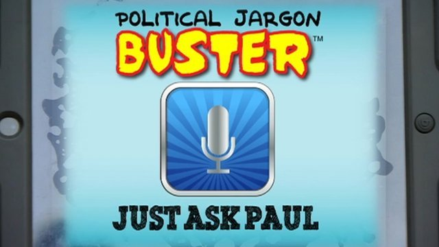 Jargon buster graphic