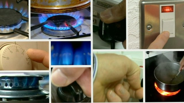 House energy sources