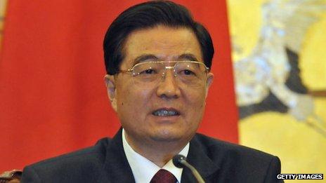 Hu Jintao, 27 Sep 10