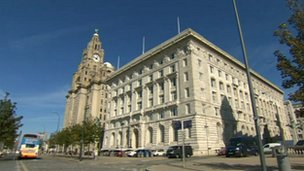 Cunard Building Liverpool