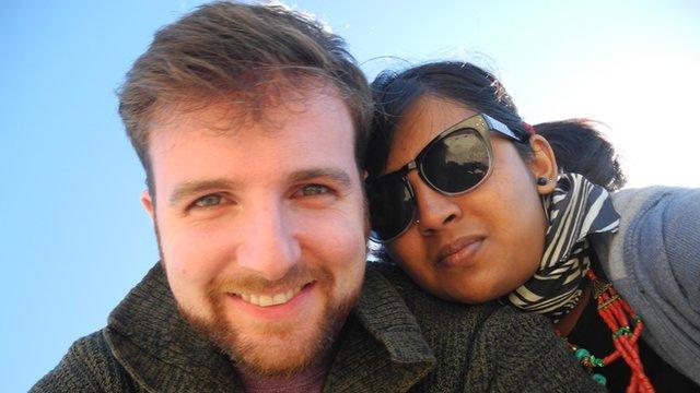 Ben and Mohini