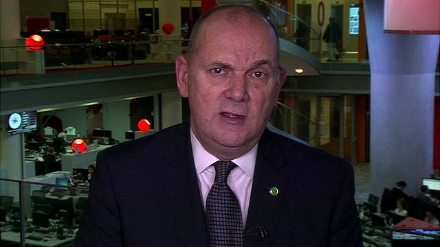 Senior police officer and former Chief Executive of the Child Exploitation and Online Protection Centre, Jim Gamble