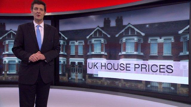 The BBC's Hugh Pym explains price differences around the UK