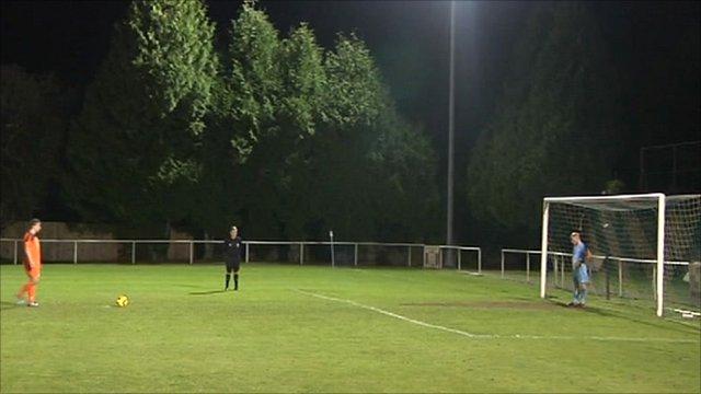 Brockenhurst FC v Andover Town FC