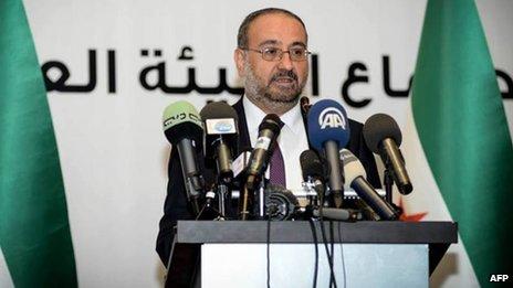 Ahmed Tomeh (15 September 2013)