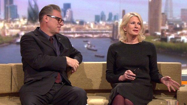 Mark Kermode and Ann Treneman on The Andrew Marr Show