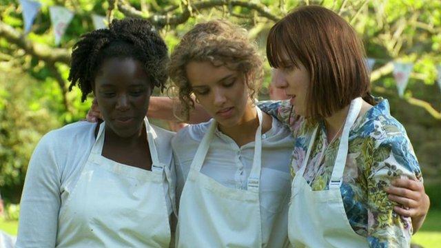 Kimberley Wilson, Ruby Tandoh and Frances Quinn