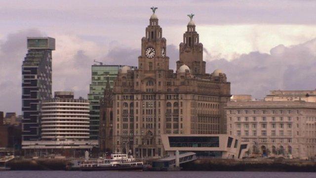 Liverpool scene