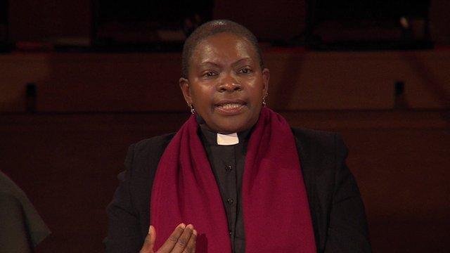 Priest Rose Hudson-Wilkin
