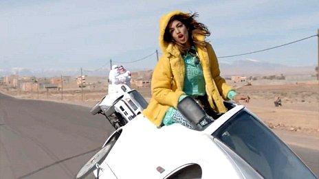MIA - Bad Girls video