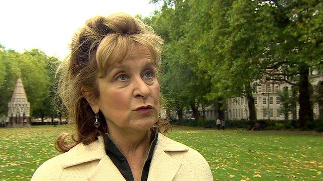 Baroness Helena Kennedy QC