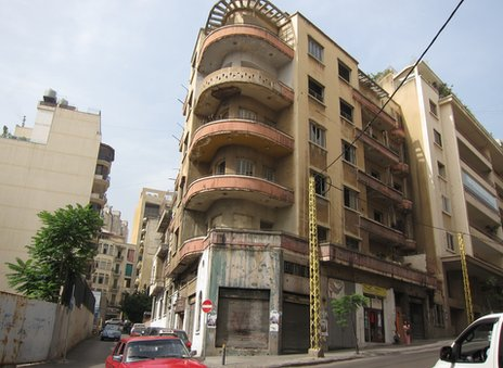 Kim Philby's apartment in Beirut