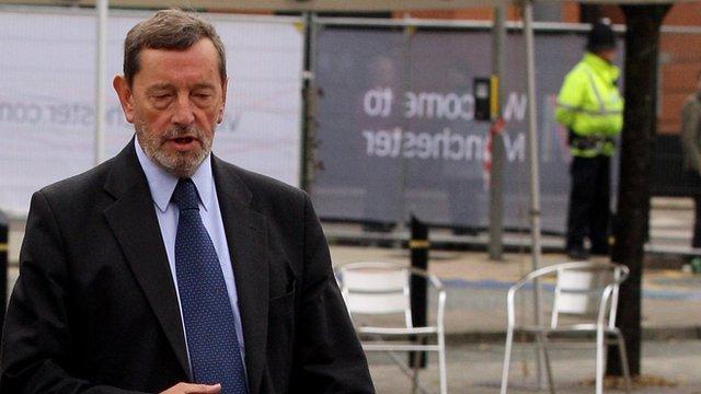 MP David Blunkett