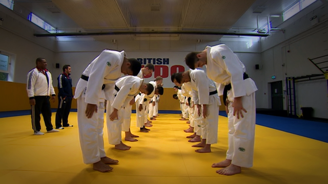 British Judo centre of excellence