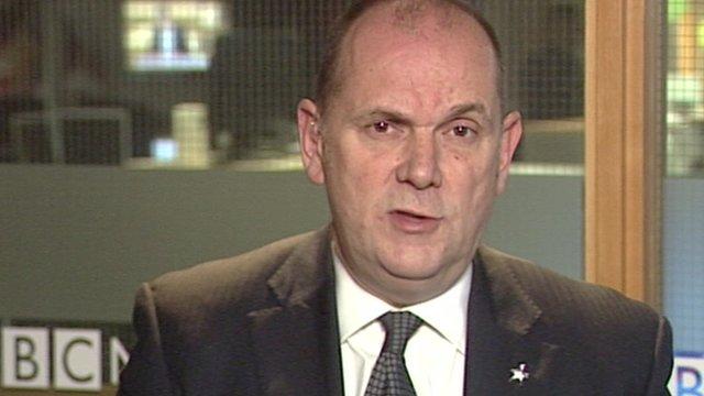 Former head of CEOP Jim Gamble