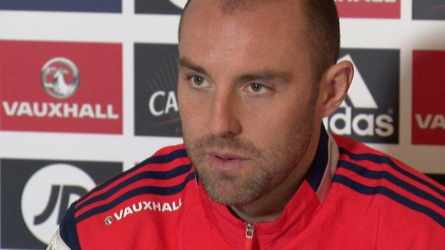 Interview - Scotland striker Kris Boyd