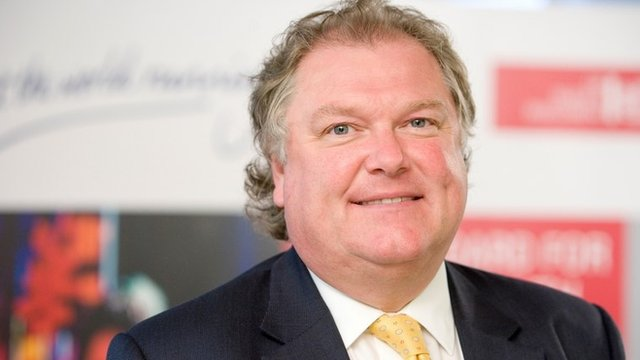 Lord Digby Jones, the former director general of the Confederation of British Industry (CBI).
