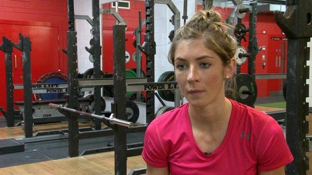 Interview - Scottish women's curling skip Eve Muirhead
