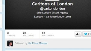 Carltons of London on Twitter
