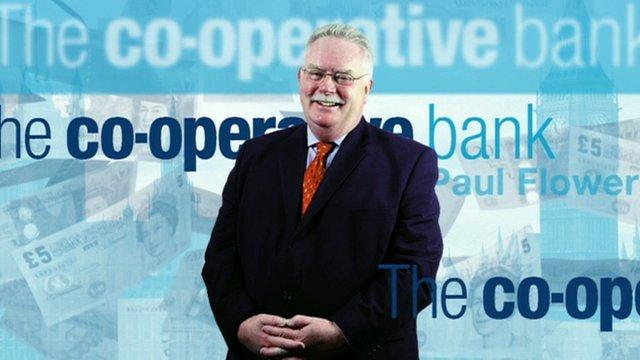 Former Co-Op chairman Paul Flowers