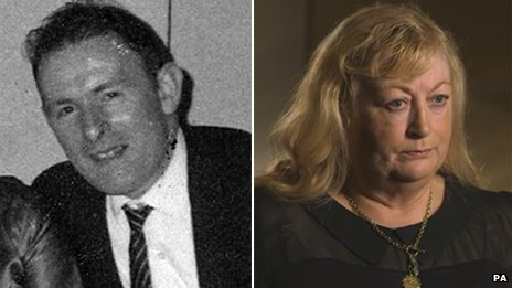 Patrick and Patricia McVeigh