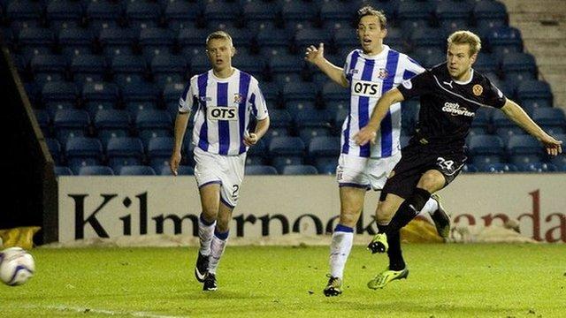 Highlights - Kilmarnock 0-2 Motherwell