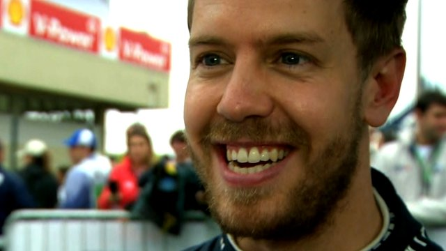 Sebastian Vettel reflects on his dominant 2013 season following the Brazilian Grand Prix