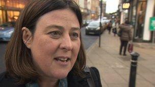 North Yorkshire Police and Crime Commissioner Julia Mulligan