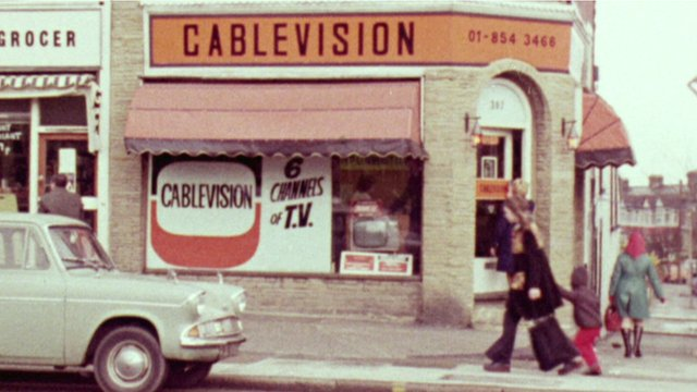 Plumstead Cablevision in 1973